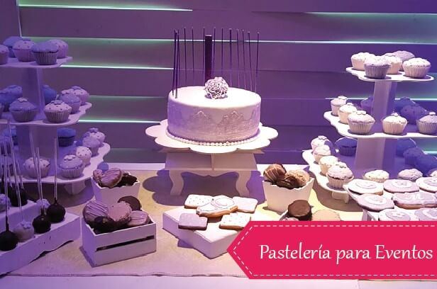 Pastelería para Eventos
